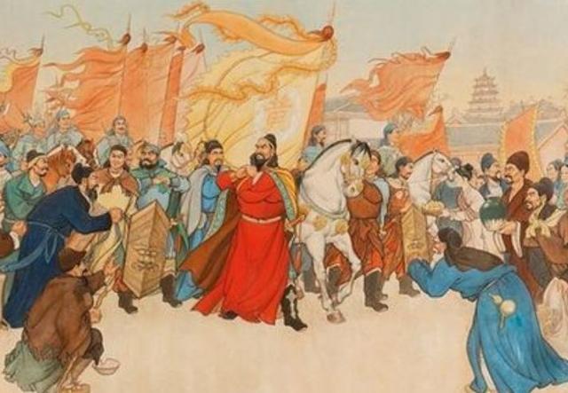 """黄巢虽残暴,但他却为中国拔掉了一颗为害近600年的""""毒瘤"""""""