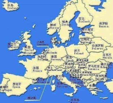 古代欧洲为什么没有统一 原因让人感慨